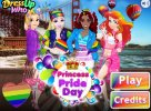 Princess Pride Day